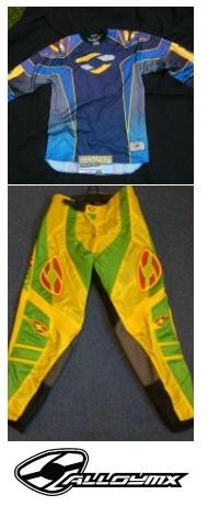alloy dirt bike motocross mx clothing