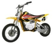 an example of a kids electric dirtbike pitbike