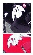 atm logo mini moto bikes