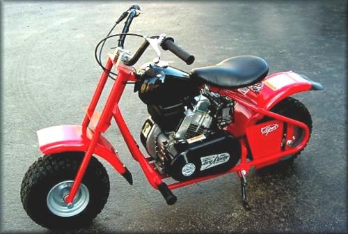 bike cheap dirt mini