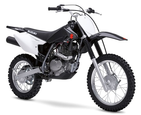 bike dirt suzuki