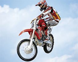 bike jumps dirt