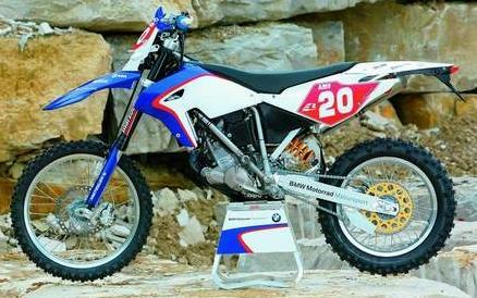 bmw dirt bike