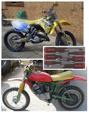 buying and maintaining cheap motocross bikes