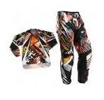childrens fmx combo set pants jersey
