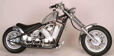 chopper mini bike