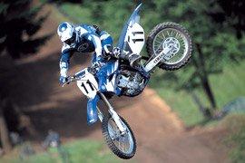 crash dirt bike