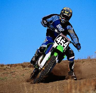 dirt bike instruction