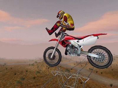 dirt bike racing game online