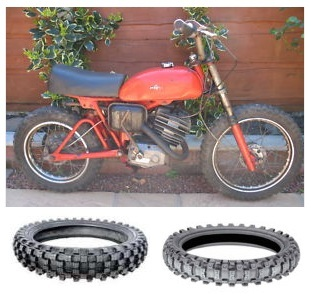 dirt bike tires 50cc dirt bikes