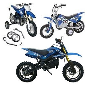 dirt bike training wheels dirt bike pictures
