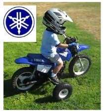 dirtbike motocross training wheels for kids
