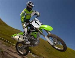 dual sport dirt bike