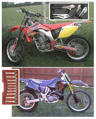 fixing inexpensive pitbikes secondhand dirtbikes