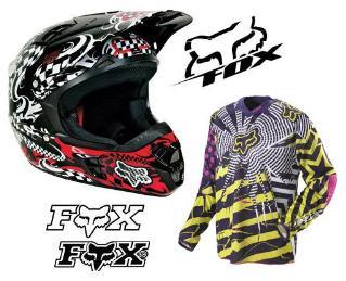 fox racing logo fox racing stickers