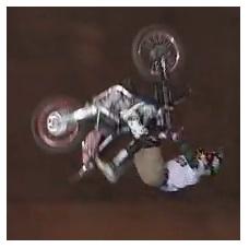 freestyle fmx stunt rider dirtbike trick