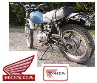 honda bike vintage honda motorcycle
