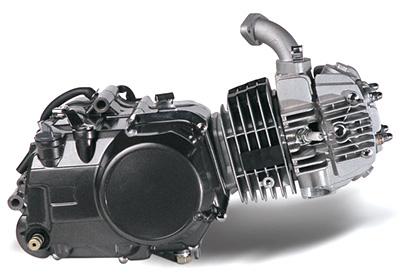 honda dirt bike engine
