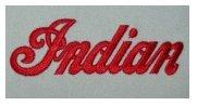 indian motorbike logo badge