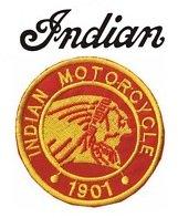 indian motorbike models founded 1901