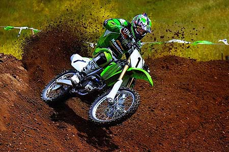 kx kawasaki dirt bikes for sale