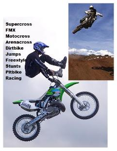 list of extreme sports fmx extreme motorsports