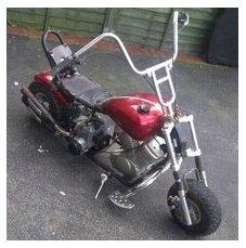 mini chopper dirtbike mx moto