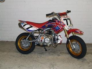 mini dirt bike parts