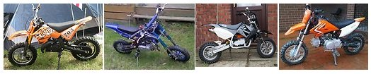 mini moto dirtbike pictures and images