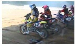 mini motocross racing for kids