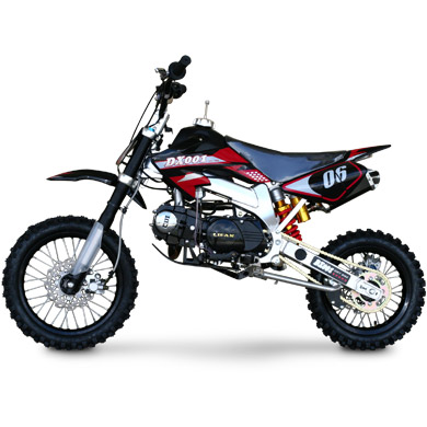 minimoto dirt bikes