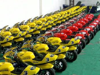 mini motor bikes