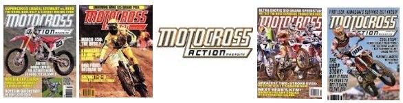 motocross action magazines