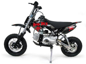motocross bicycle