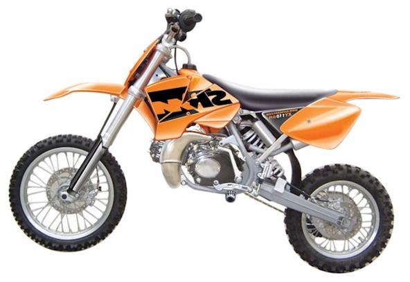 motocross bikes