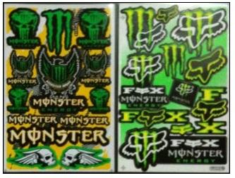 motocross dirt bike graphics decals stickers