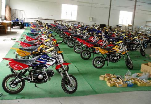 motorcross bike shop