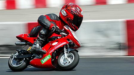 mini moto racing