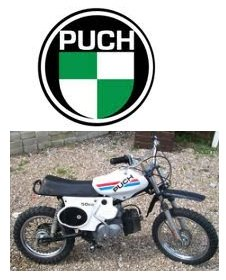puch kids dirt bike mx moto