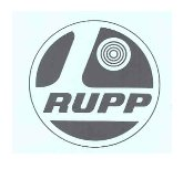 rupp mini dirt bike logo
