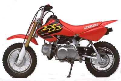 small dirt bikes