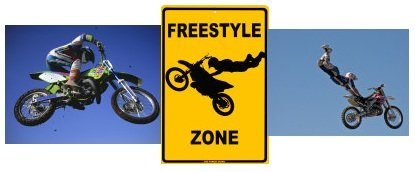 some fmx freestyle motocross posters to buy