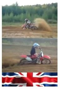 uk dirt biking tracks in england