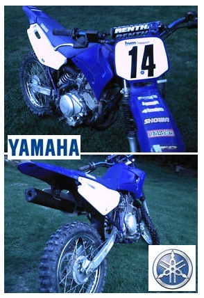 used yamaha dirt bikes yamaha motorcycles