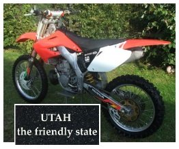 utah dirt bike and MX Accessories