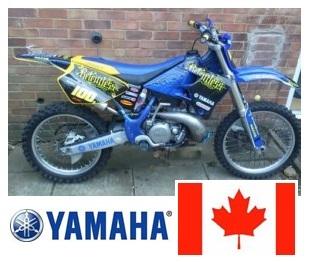 yamaha canada motos yamaha motors