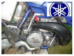 yamaha dirt bike motocross pipes