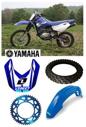 yamaha dirt bike parts yamaha dirt bikes