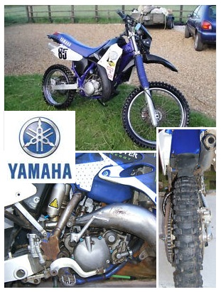 yamaha motocross history of motocross