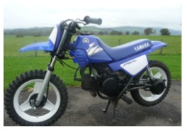 yamaha pw 50cc kids dirtbike